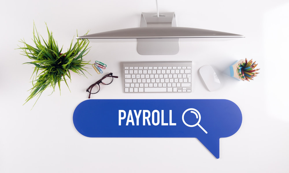 Independent Contractor Payroll working on a clients payroll